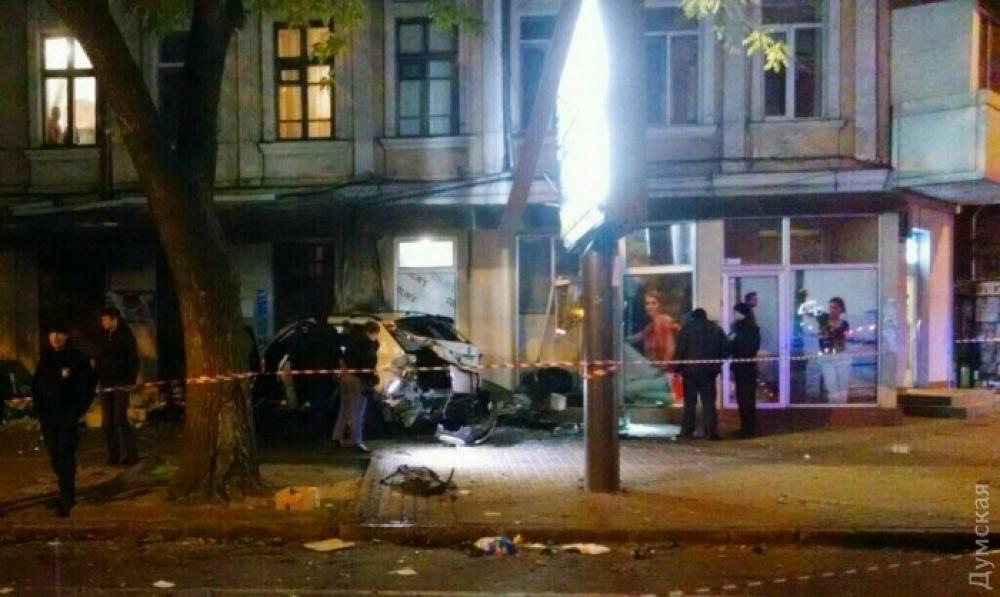 Мажора, устрившего смертельную трагедию вцентре Одессы, суд позволил арестовать