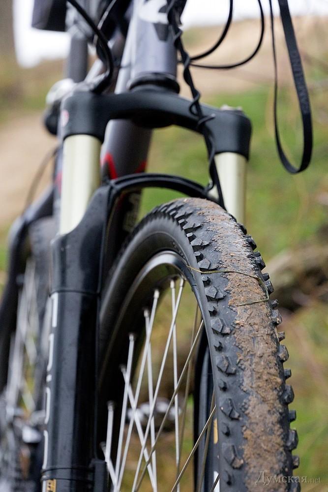 Оде��кие вело�ипеди��� п�овели о�к����� ��ени�овк� в