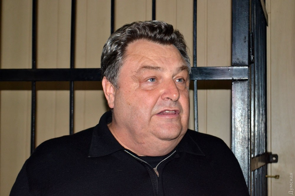 Суд отказался возвращать депутата Одесского горсовета вСИЗО
