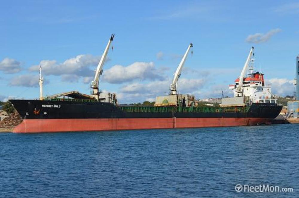 ВОдесской области судно послало знак СОС. реален захват