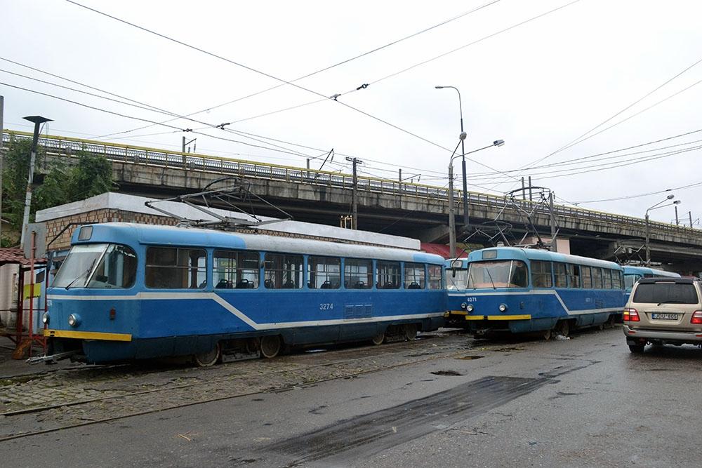 Работа городского транспорта вОдессе почти навсе 100% восстановлена