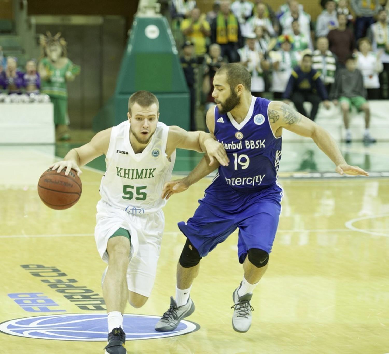 Южненский «Химик» сыграет вКубке Европы— Баскетбол