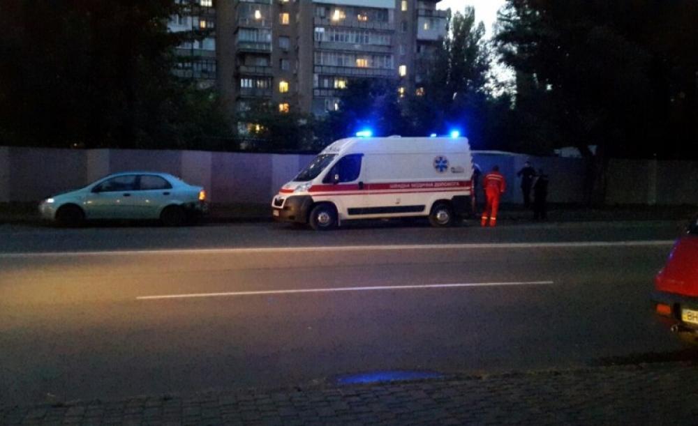 ВДТП напоселке Котовского умер пешеход