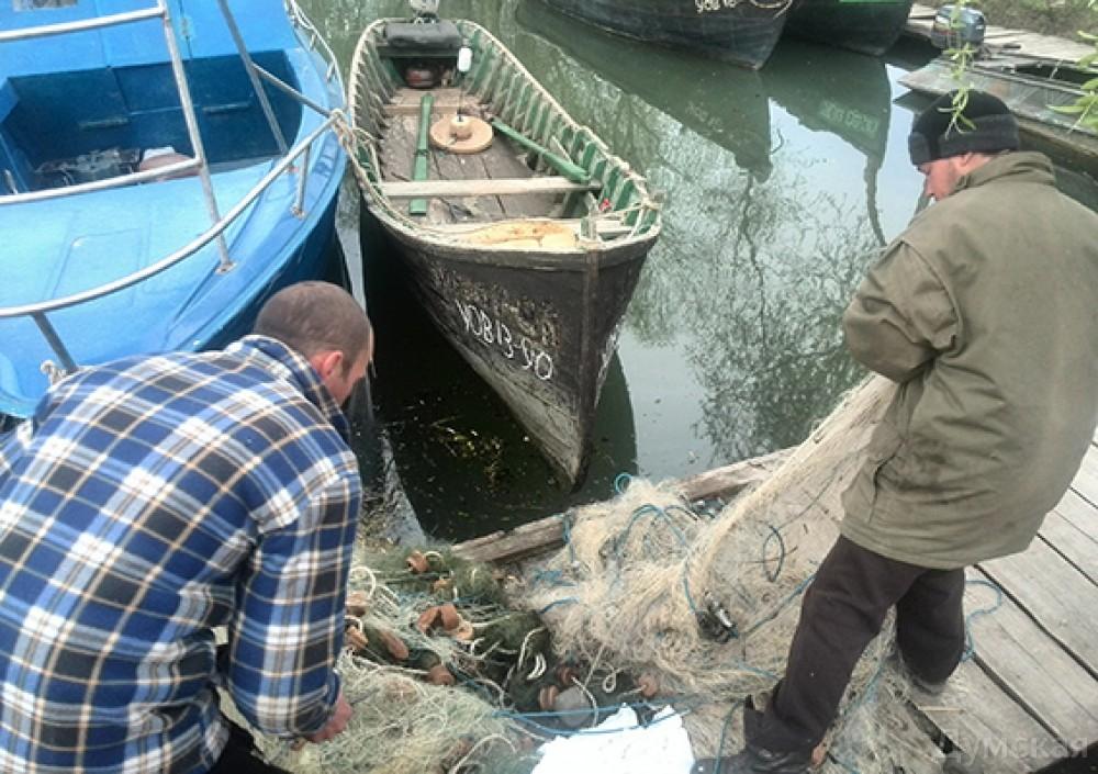 правила рыбалки сетями в кем области