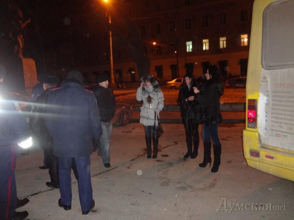 Остановки проститутки в милиция возле шереметьево