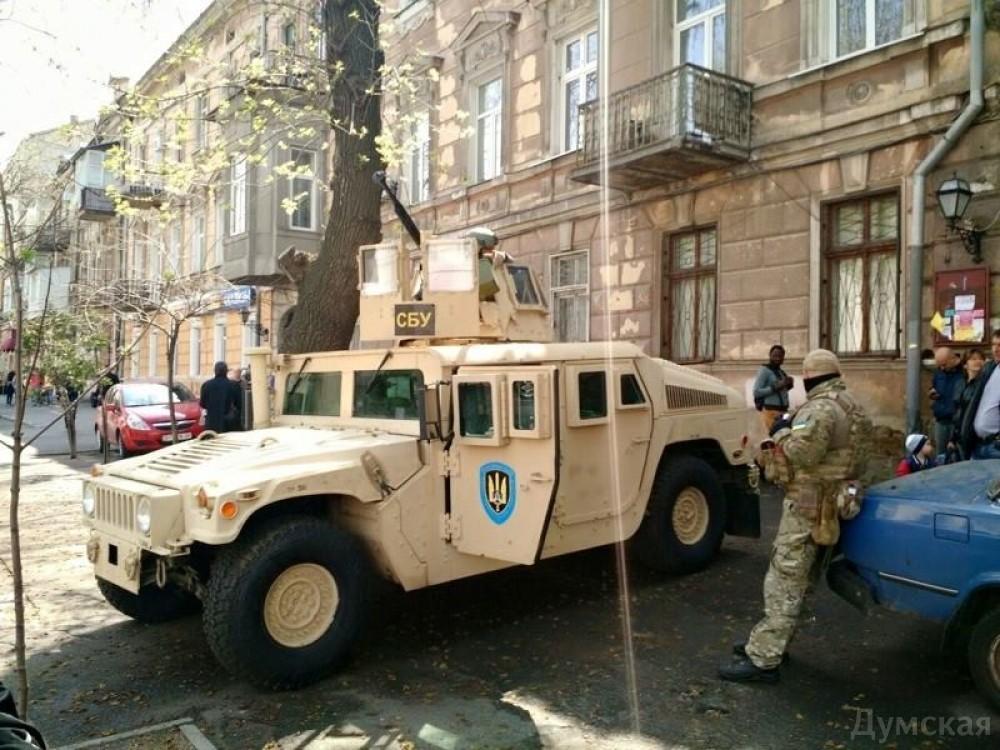 В Одессе продолжается антитеррористическая зачистка: задержаны 12 человек, - СБУ - Цензор.НЕТ 6434