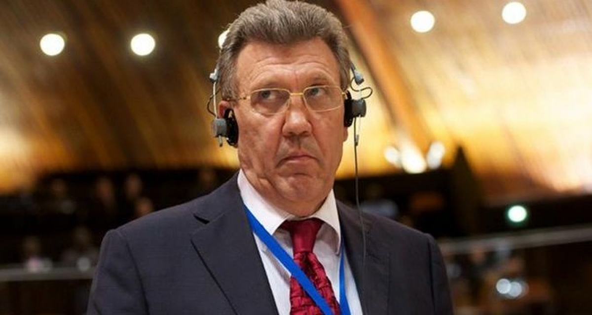 Кивалова лишат должности члена Венецианской комиссии