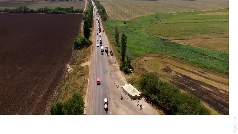 Кабмин выделил 1,1 млрд грн наремонт дороги Одесса-Рени