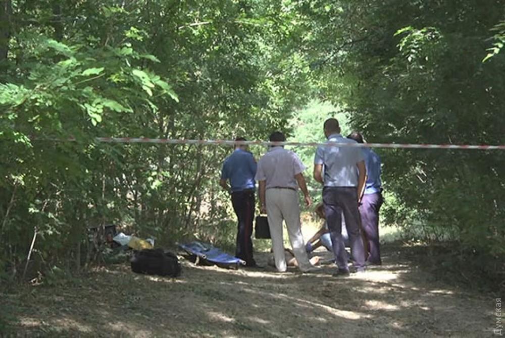 Полицейские задержали подозреваемого в варварском убийстве женщины наТрассе здоровья вОдессе