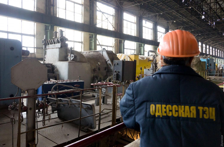 Горсовет Одессы: банкротство ТЭЦ оставит без тепла треть граждан Одессы