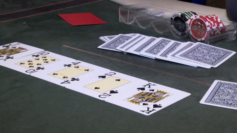 Борьба сказино продолжается: вОдессе «накрыли» покер-клуб дома