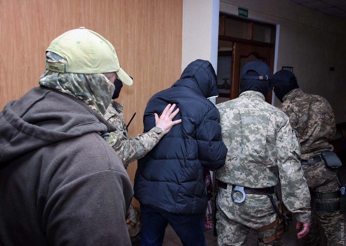 Суд вОдессе изберет меру пресечения троим организаторам неудачного похищения народного депутата Гончаренко