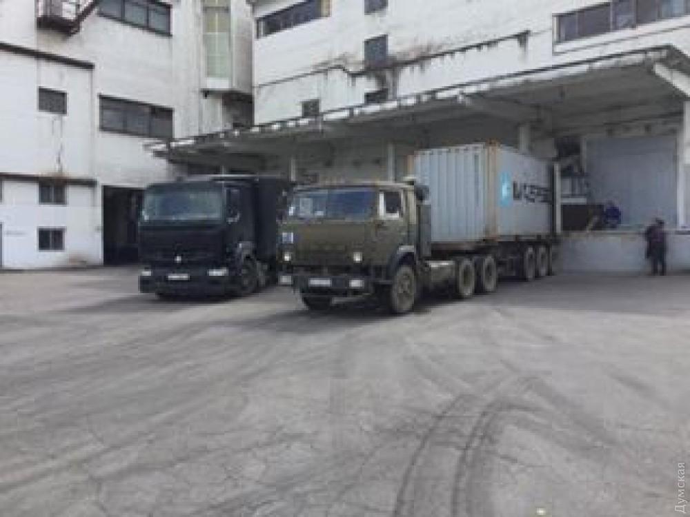Выход вСША. Госрезерв отправил первую партию украинской муки