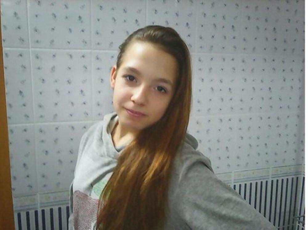 фото 13 летней девочки