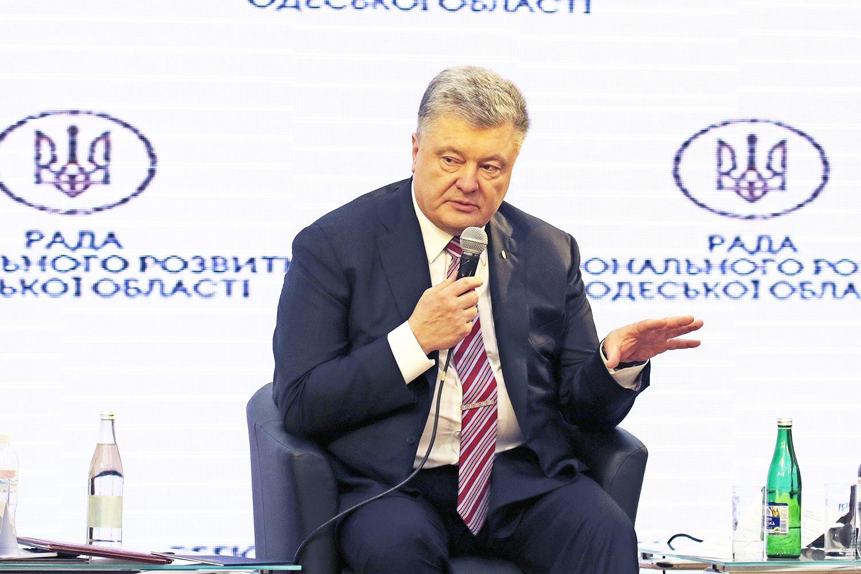 Порошенко поведал правду оразмере заработной платы президента Украинского государства