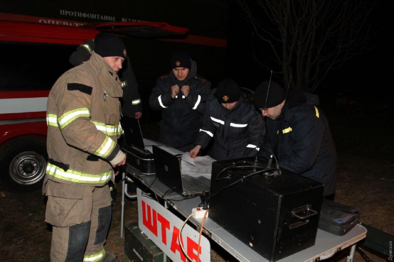 ГСЧС: ВПолтавской области вплоть доэтого времени  чинят взорвавшийся газопровод