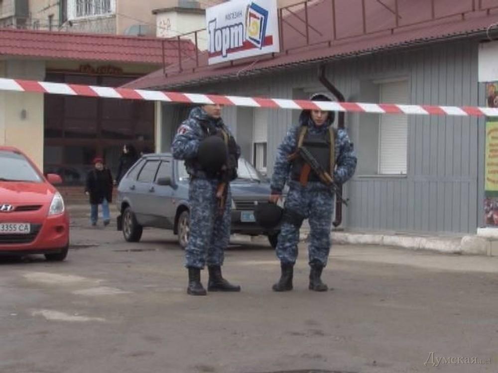 Правоохранители обезвредили еще одно взрывное устройство в Одессе - Цензор.НЕТ 6574