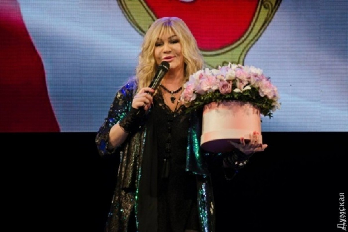 ВОдессе отменили выступление «украинской Мадонны», которое собирались сорвать радикалы