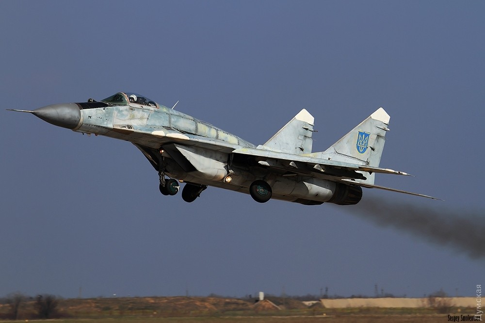 Russia warns India and other operators on Ukraine's MiG-29