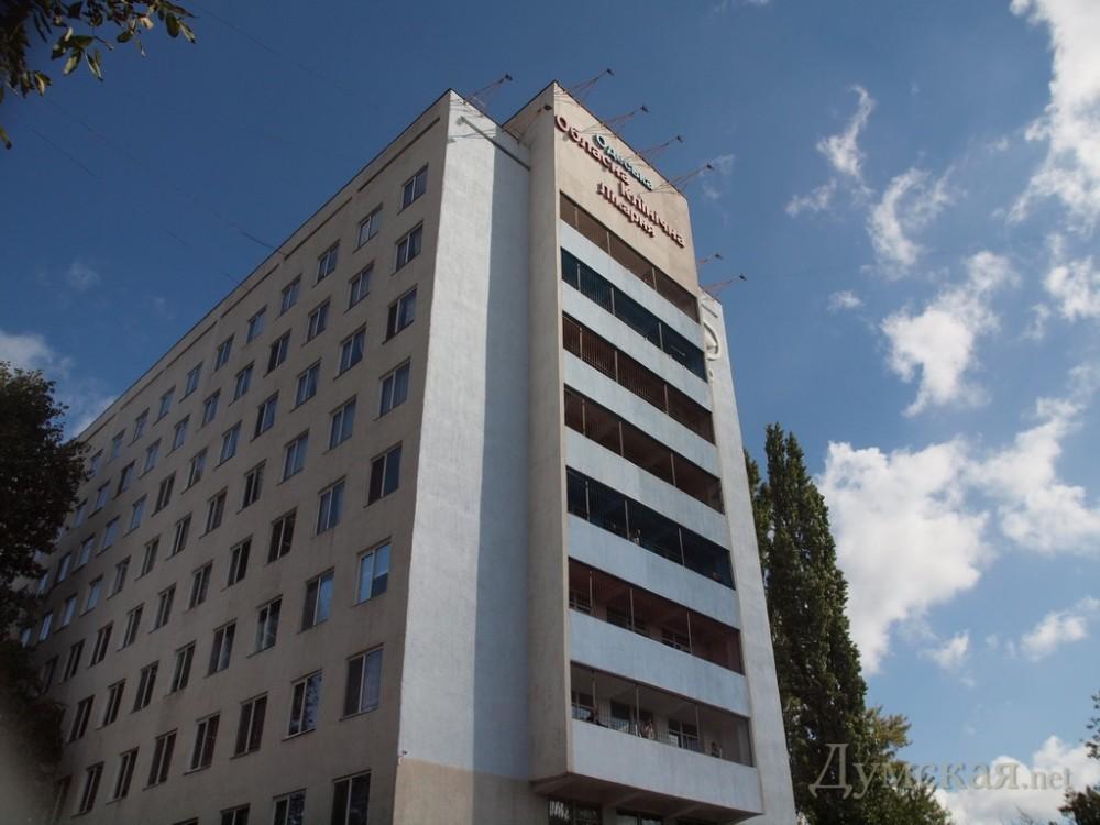 Большая серпуховская д.62 детская поликлиника