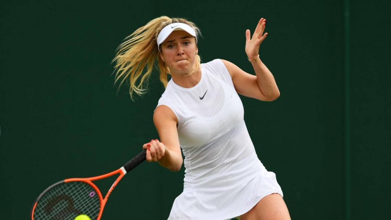 Элина Свитолина снялась спрестижного турнира из-за травмы