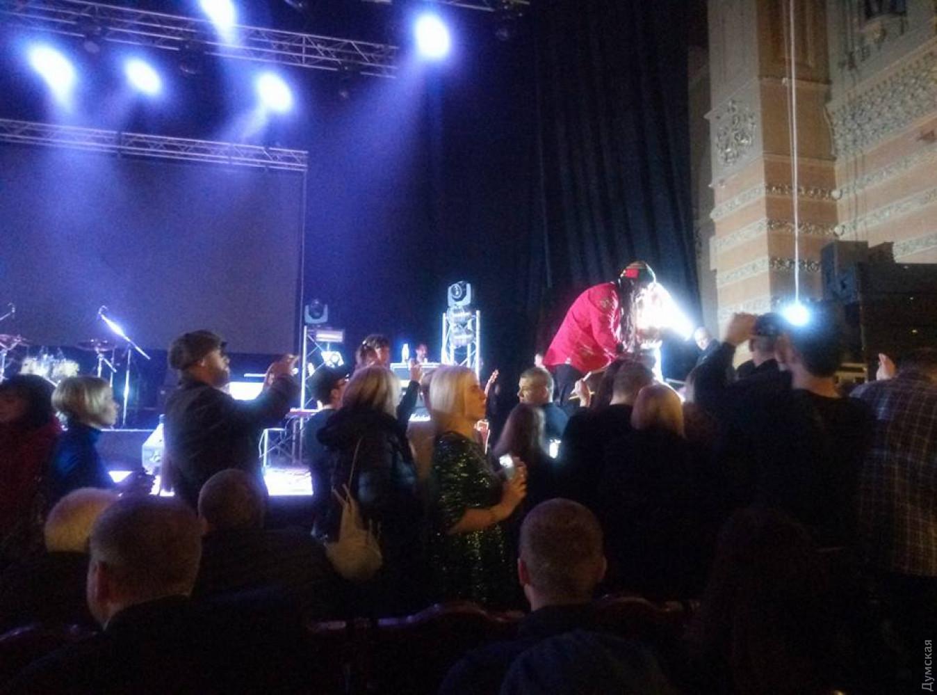 Милиция задержала поподозрению вмошенничестве организатора концерта вОдесской филармонии