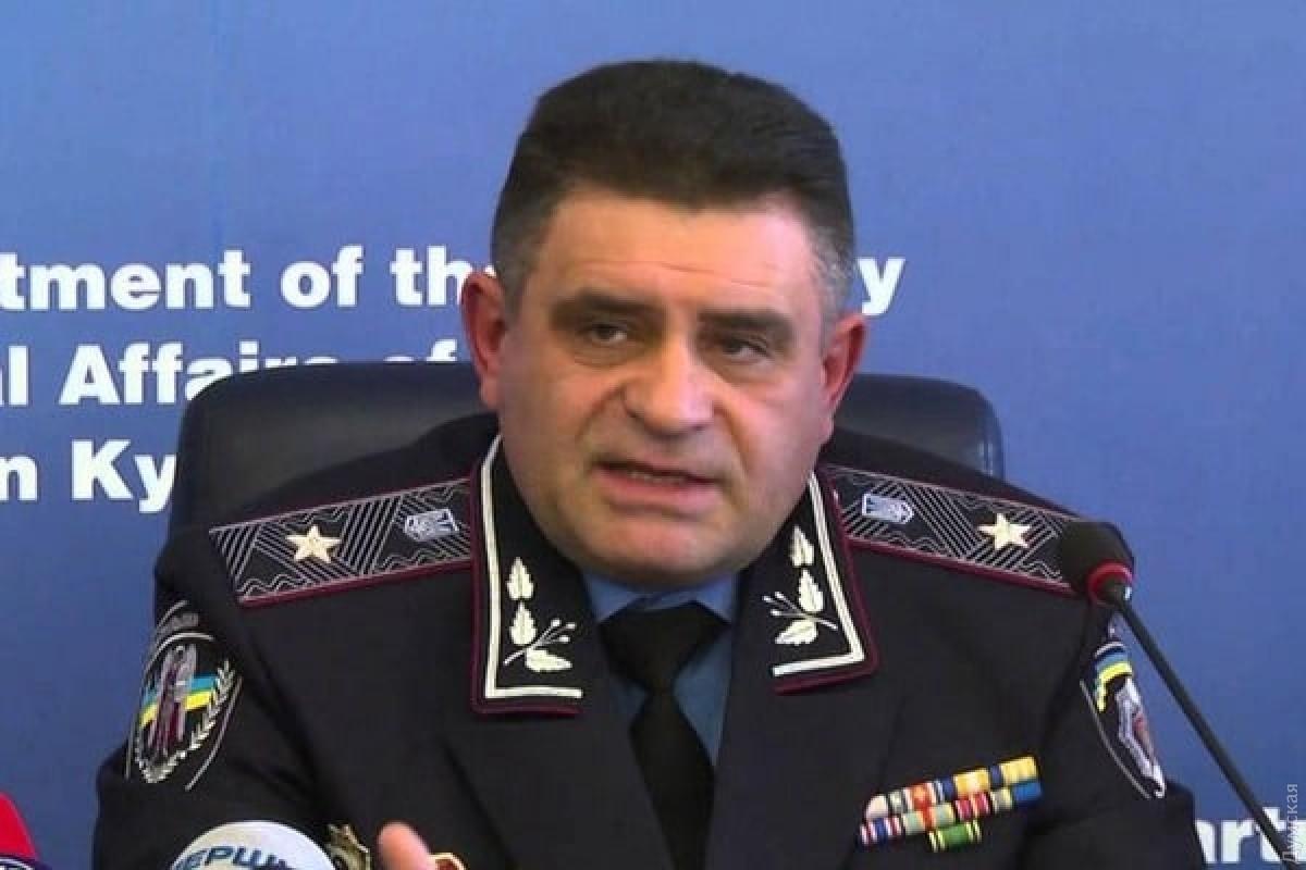Экс-глава милиции  столицы Украины  победил вконкурсе напервого замглавы Одесской области