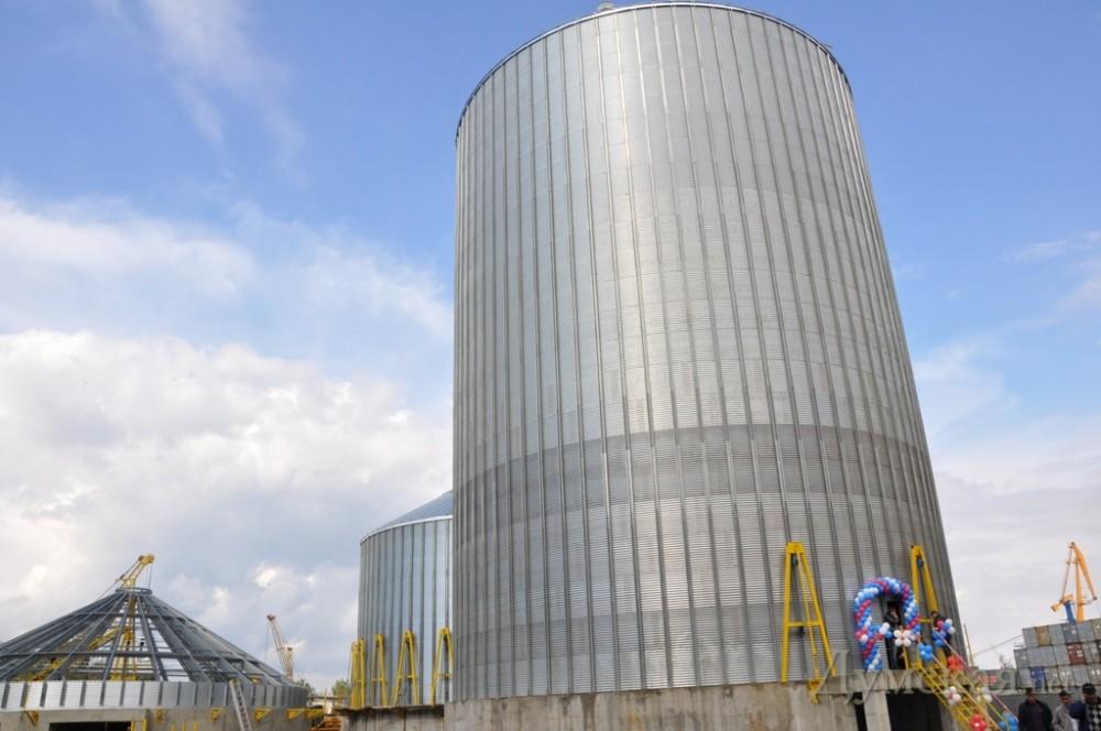 Украина: В Одесском порту строятся два зерноперевалочных комплекса