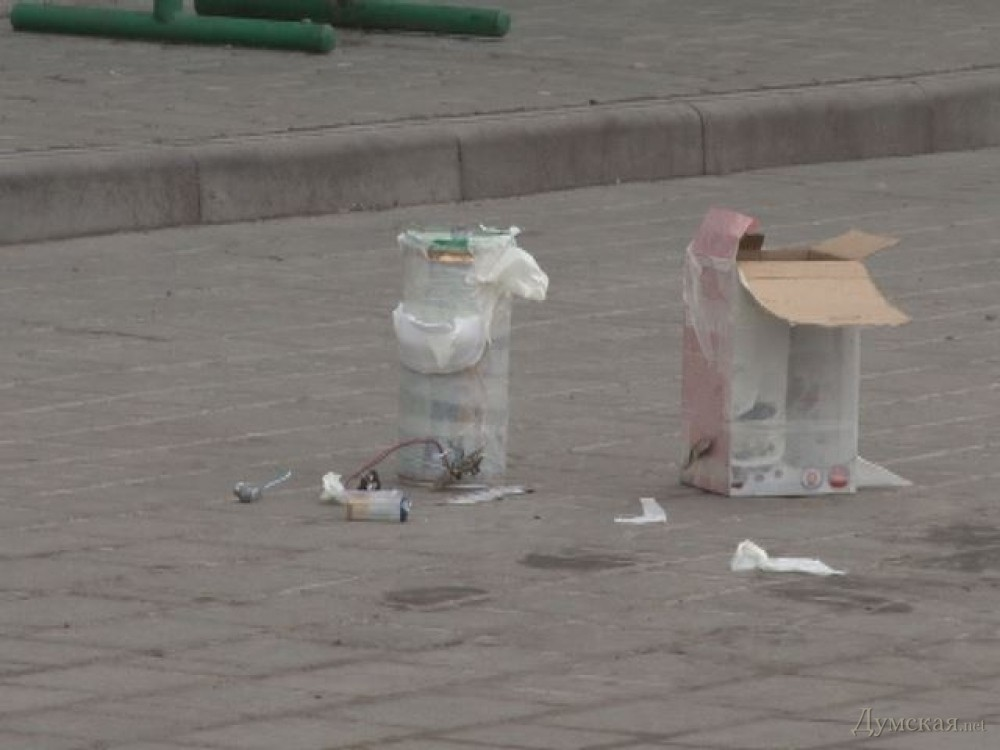 Правоохранители обезвредили еще одно взрывное устройство в Одессе - Цензор.НЕТ 4602