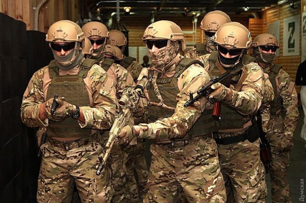 Бойцы КОРД пополнили ряды одесской ижитомирской милиции