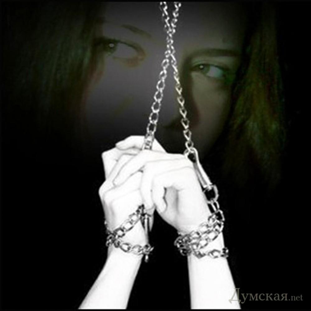 Сексуальное рабство торговля людьми