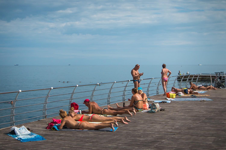 Сколько стоит лежак: платные пляжи Одессы в этом районе не такие 37