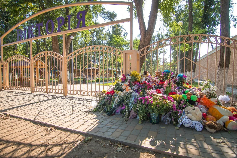 Пожар влагере «Виктория»: идентифицированы тела погибших детей
