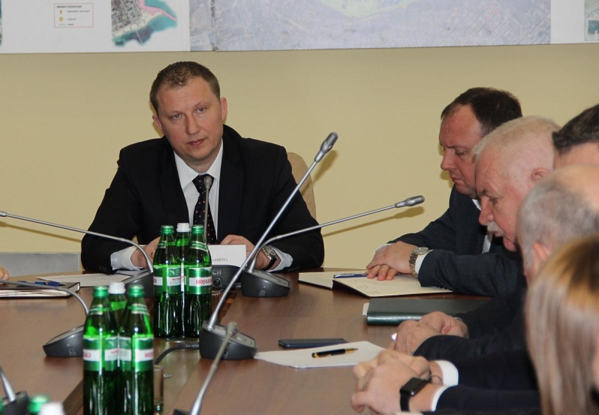 Омелян назначил исполняющего обязанности председателя АМПУ