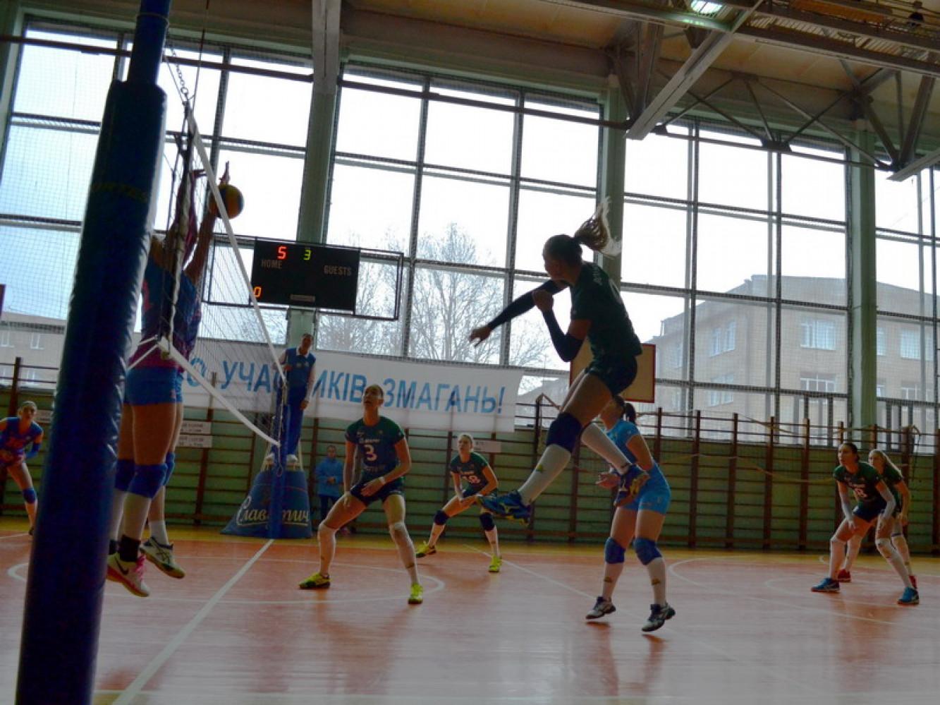 Галичанка и ученый вышли вфинал Кубка Украины поволейболу
