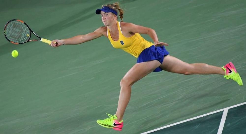 Одесская теннисистка обыграла олимпийскую чемпионку врамках престижного турнира вАвстралии