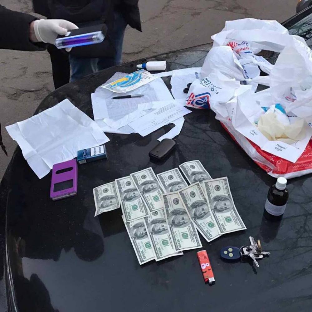 ВОдесской области правоохранители «погорели» навзятке