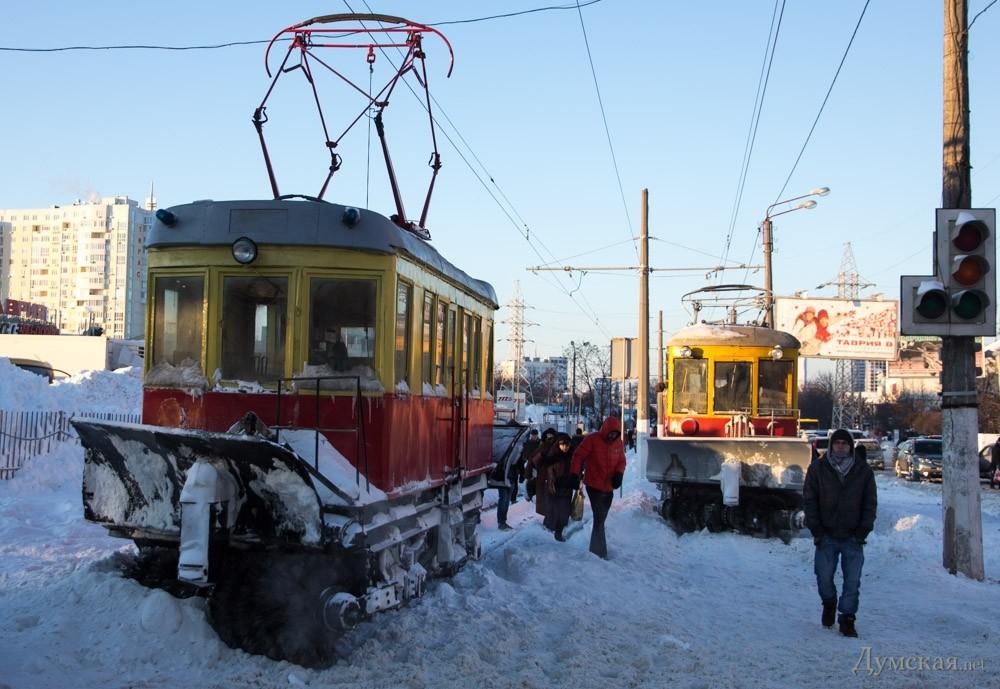 открыт маршрут трамвая №3
