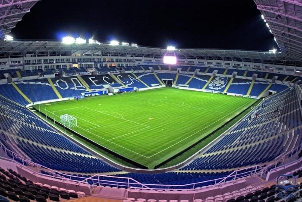 Премьер-лига желает провести Суперкубок вОдессе