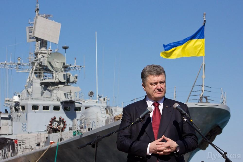 Порошенко уже не едет в Одессу