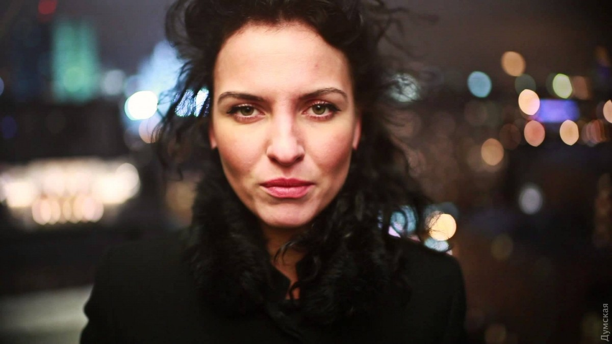 Невзирая наугрозы, вОдессе прошел творческий вечер русской поэтессы