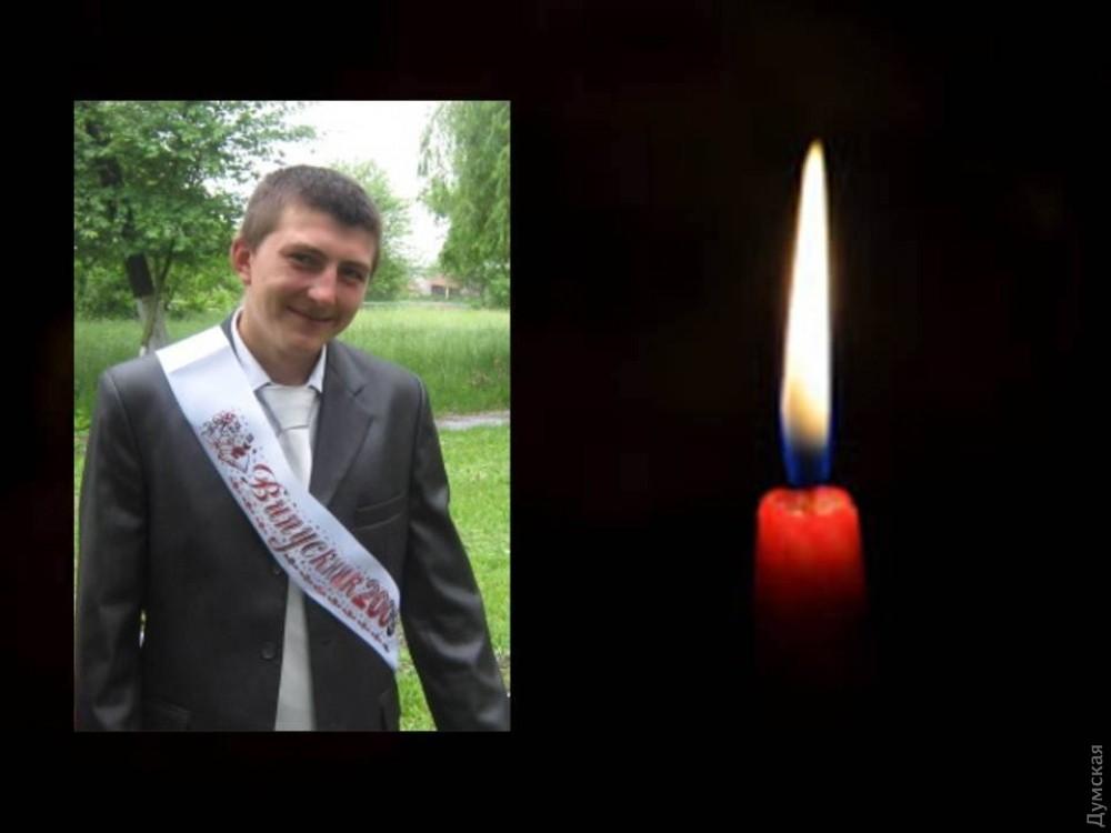 ВОдессе скончался львовский военный