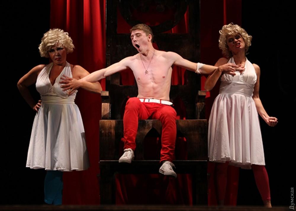 Гамлет гомосексуалист