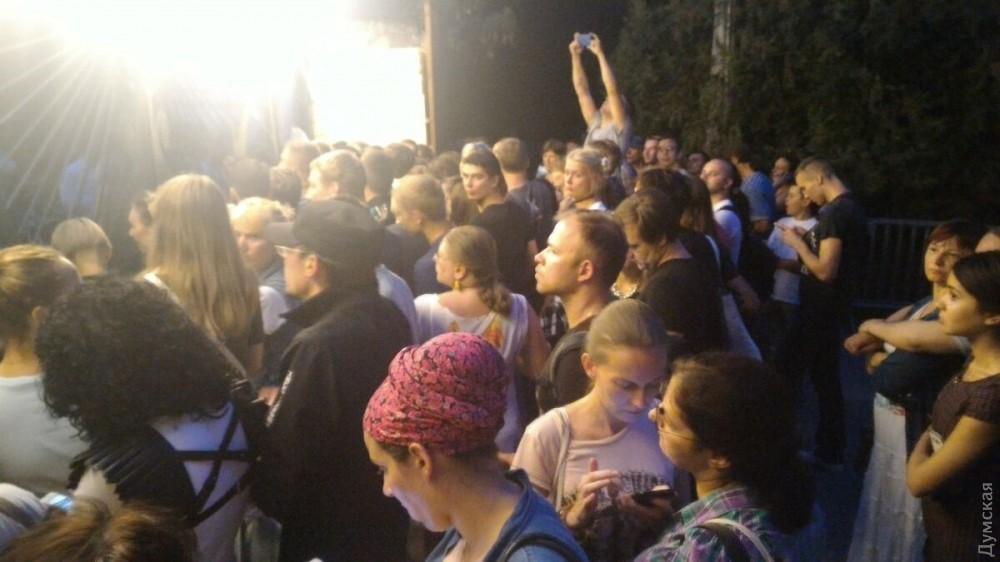 Одесса возмущена— лекция Макаревича повернулась потасовкой
