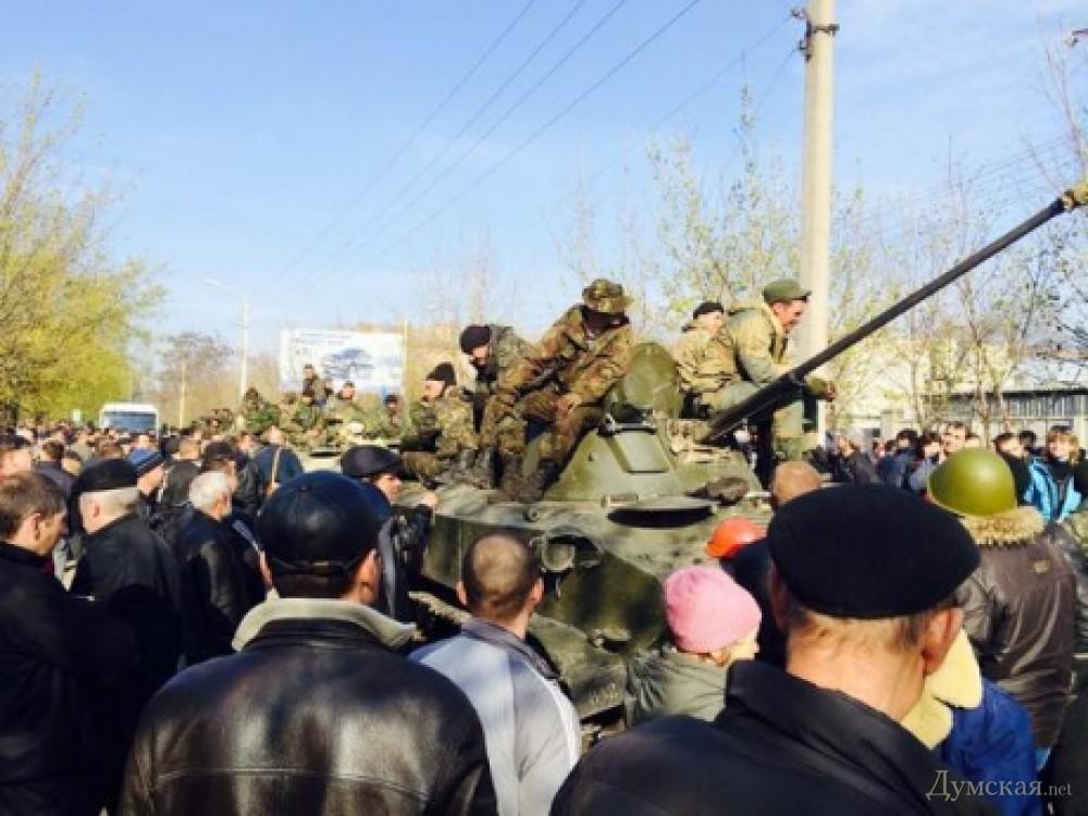 Движение общественного транспорта в Краматорске приостановлено. Горожан просят не выходить из дома - Цензор.НЕТ 1505