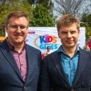 Павел Тренчук и Алексей Гончаренко
