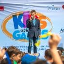 Алексей Гончаренко пожелал участникам соревнований побед в спорте и в жизни