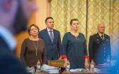 Народный депутат, взявший мэра на поруки, решил лично удостовериться, дойдет ли Труханов до сессии. В конце концов, он за него головой отвечает