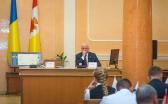 Труханов мыслями еще в Киеве