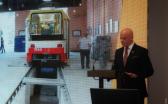 Труханов рассказывает о новых трамваях